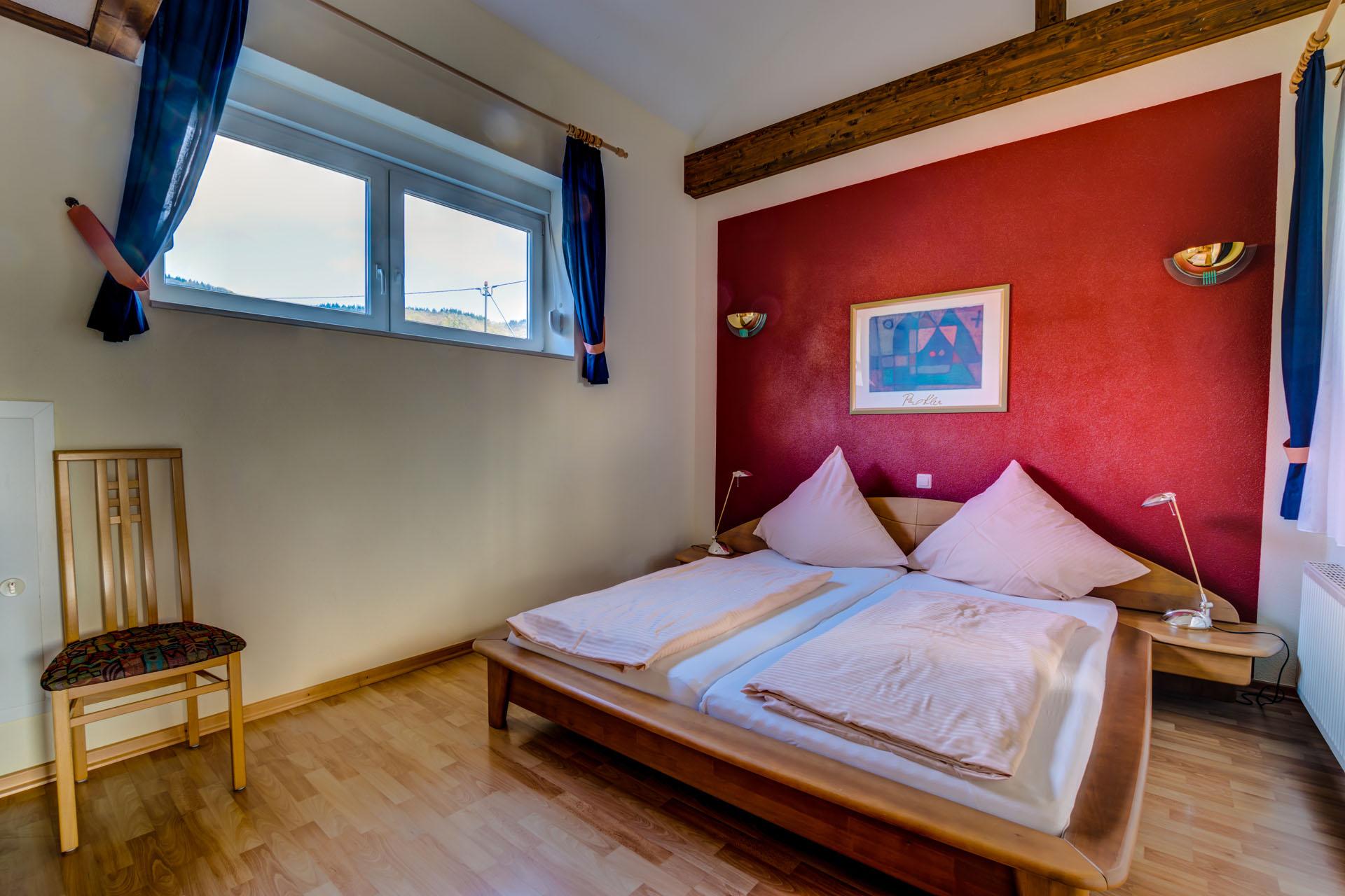Ferienwohnung Auslese | Schlafzimmer