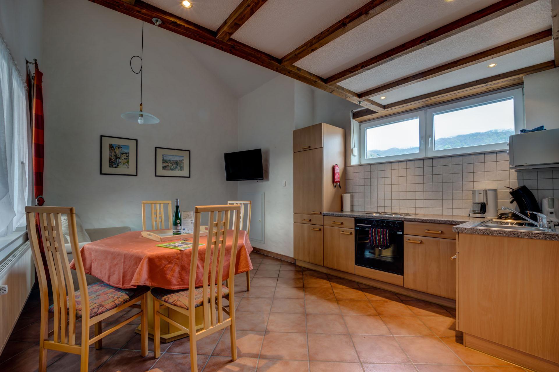 Ferienwohnung Calmont | Küche
