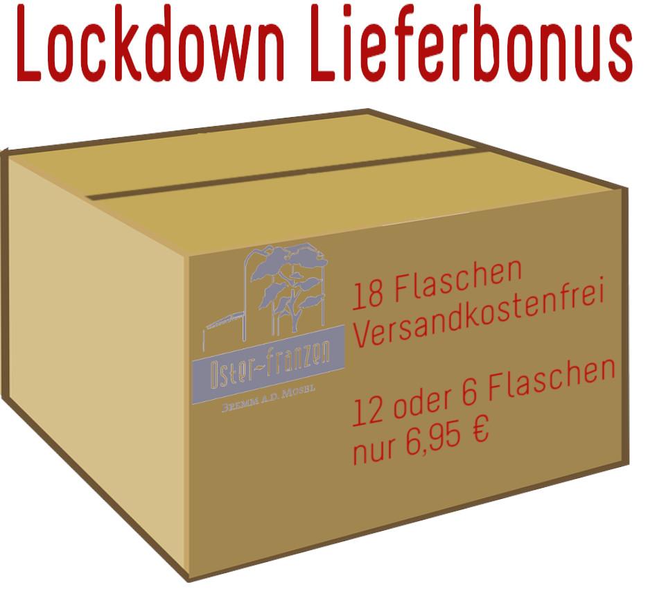 Lockdown Lieferbonus